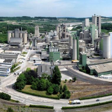 Zementwerk Lengerich