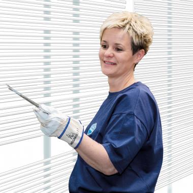 Sandra Maierhofer, Produktion - seit 22 Jahren bei MACO