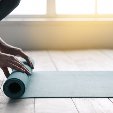 TeamWork ermöglicht seinen Mitarbeitern 1x pro Woche eine freiwillige Online-Yogastunde.