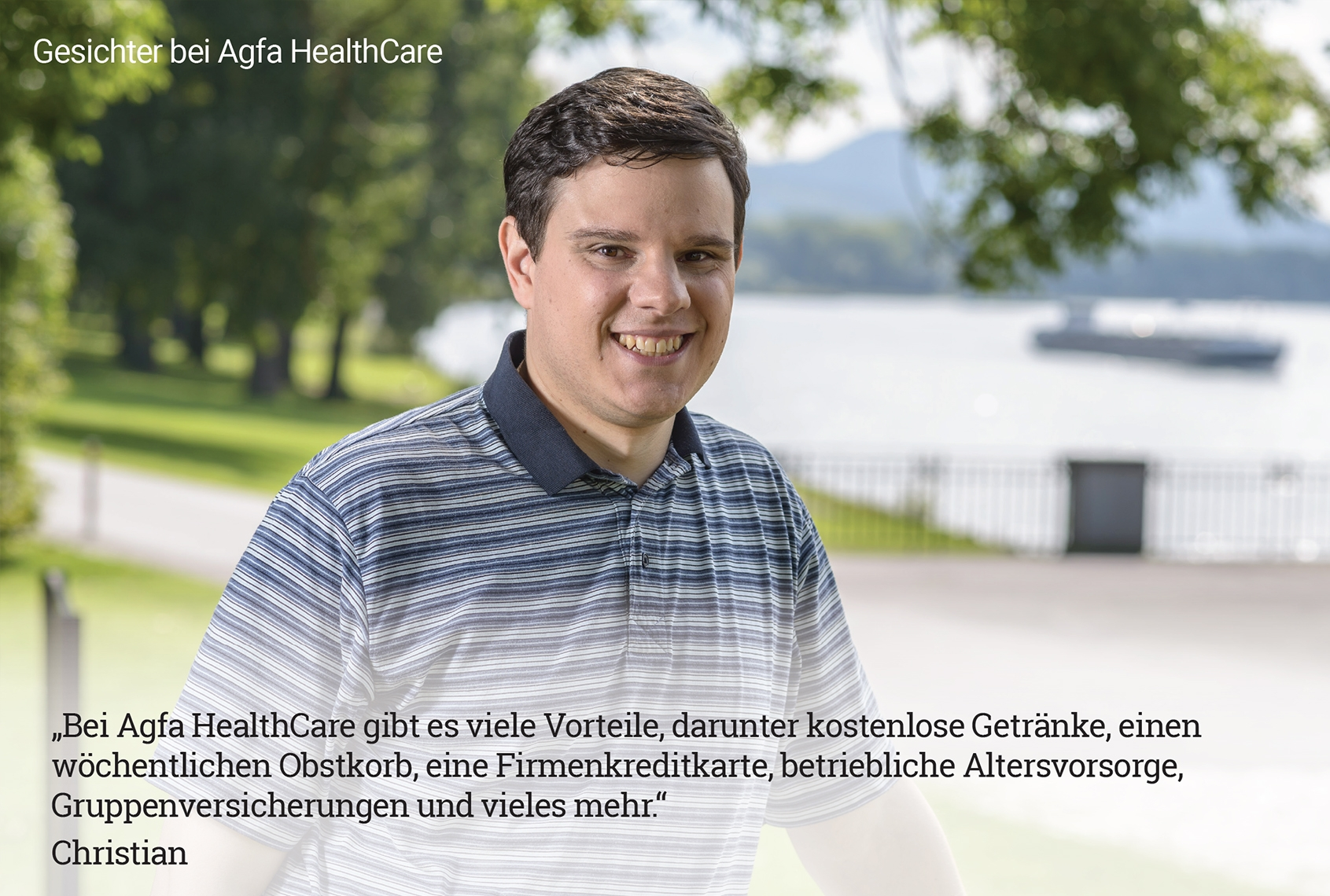 Christian B., Softwareentwickler
