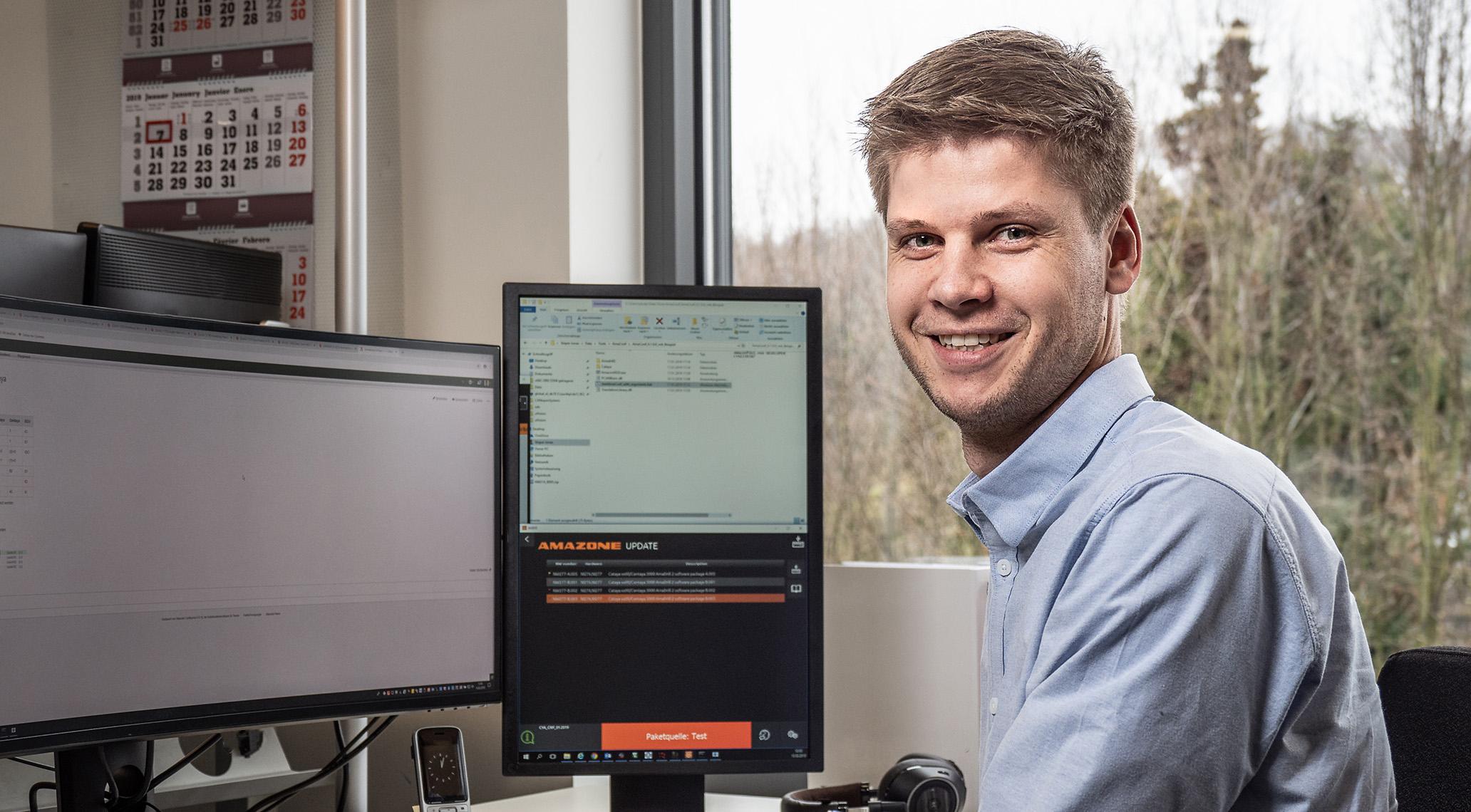 Softwareingenieur