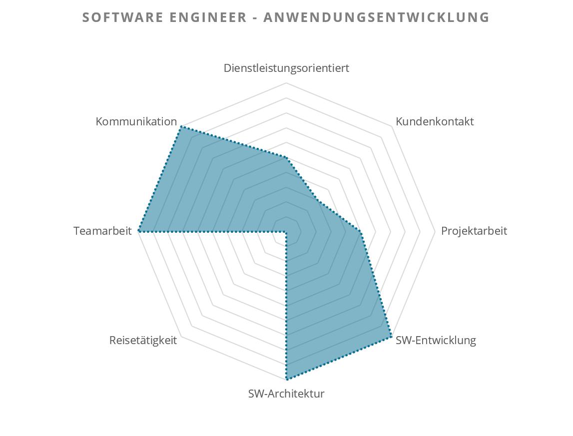 Software Engineer in der Produktentwicklung