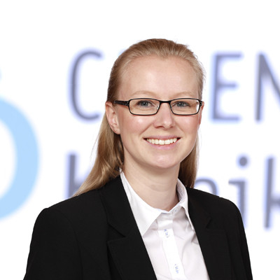 Frau Niesel berichtet über Ihr Trainee-Management-Programm bei der Celenus-Klinikgruppe https://www.celenus-karriere.de/stellenangebote/management-trainee-programm/