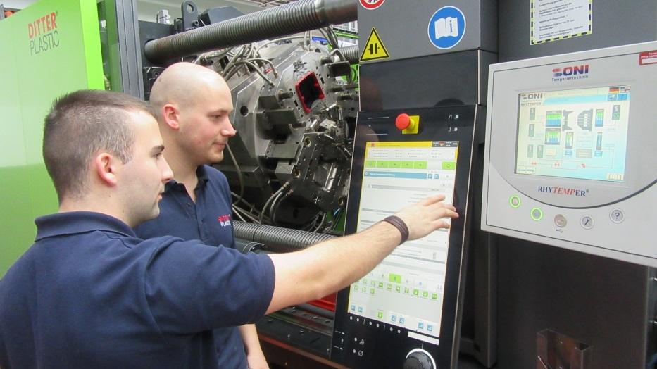 Verfahrensmechaniker für Kunststofftechnik Fachrichtung Formteile