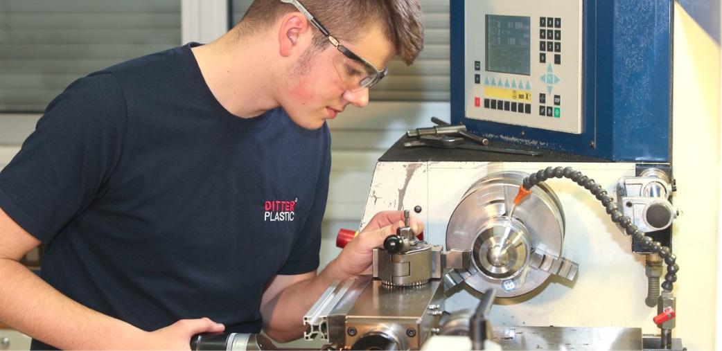 Werkzeugmechaniker Fachrichtung Formentechnik