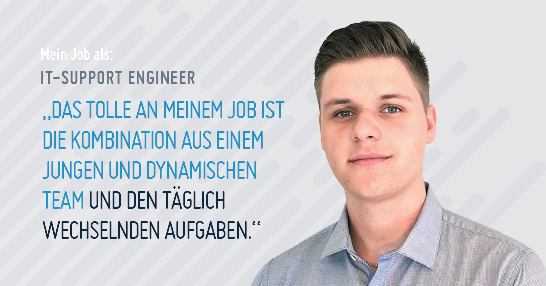 IT-Support Engineer