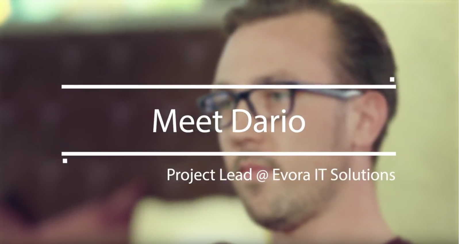 Project Lead