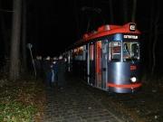Überraschungsaktion für unsere Mitarbeiterinnen und Mitarbeiter: Eventstraßenbahn