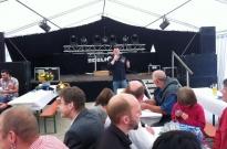 Sommerfest – Ansprache Frank-Peter Bach (Geschäftsführender Gesellschafter)