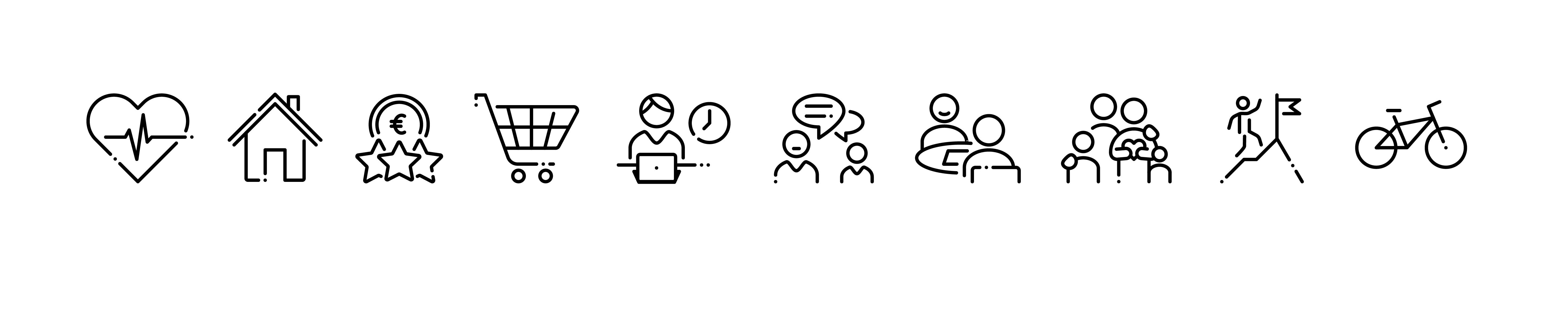Icons Benefits