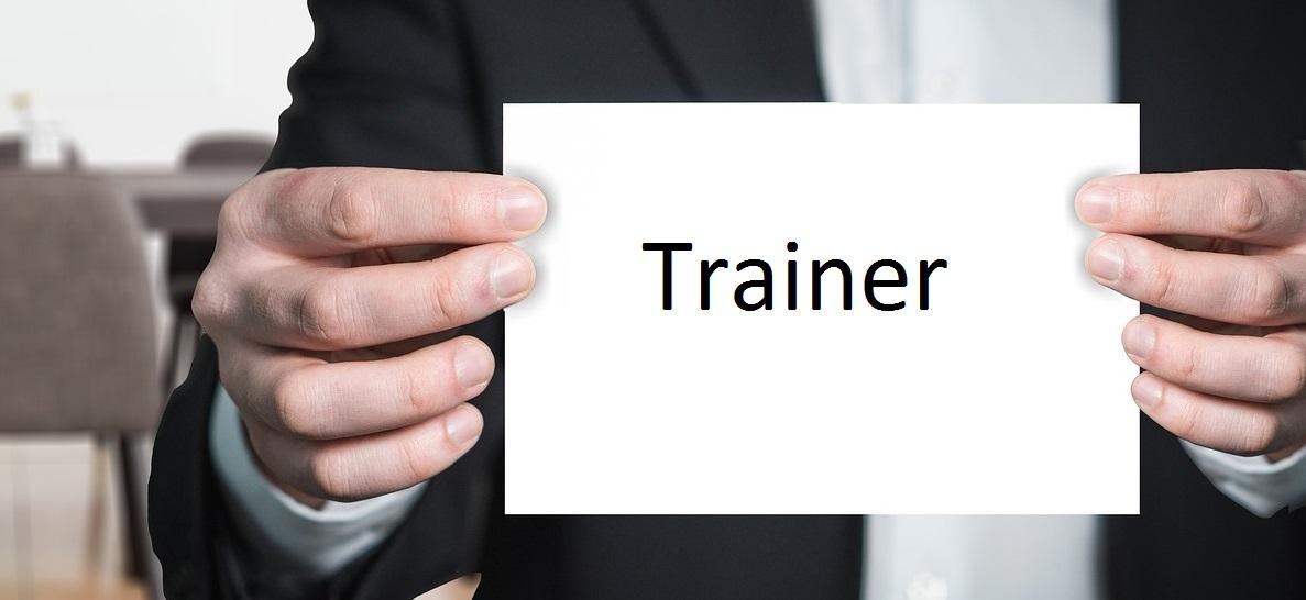Trainer (m/w)