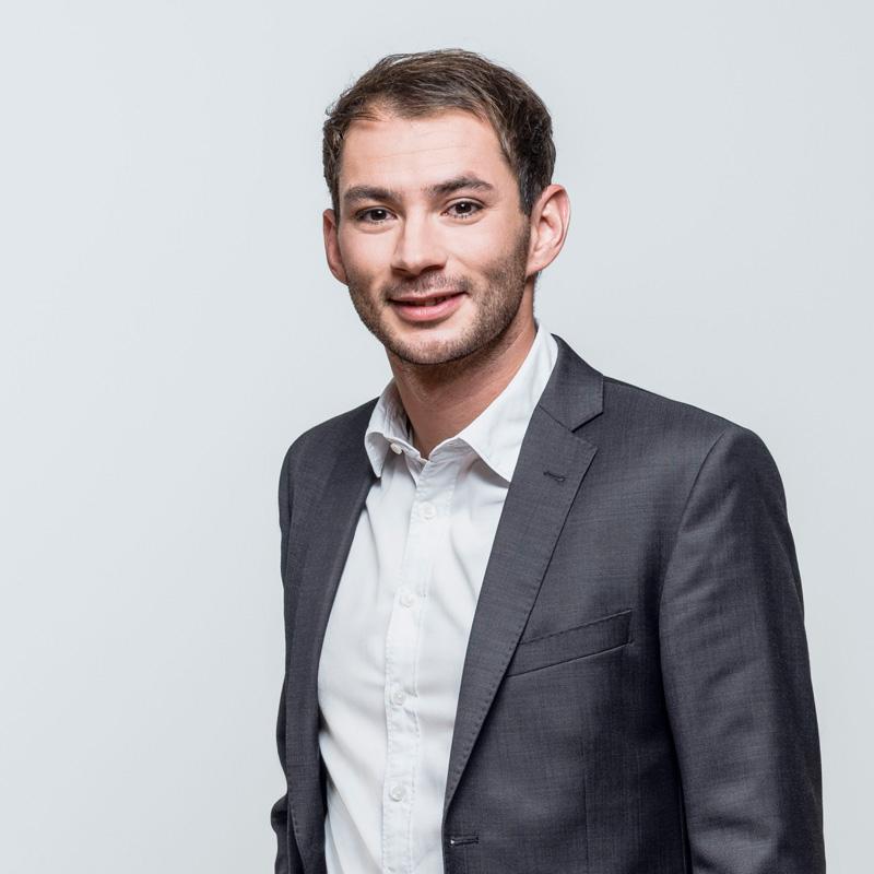 Marco Inninger, Risk Analyst