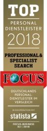 TOP Personaldienstleister Siegel Professional Specialist Search 2018 Brief.jpg