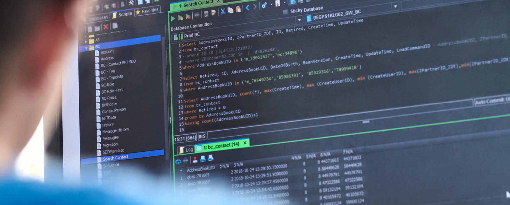 Mathematisch Technischer Software Entwickler (MATSE)