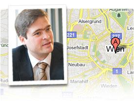 Georg Westphal, Verbund AG