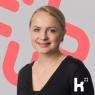 Angela Rumpl, Teamlead Engineering, Der echte Weihnachtsmann Inc.