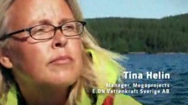 Tina Helin, Manager Megaprojects