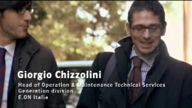 Giorgio Chizzolini - Head of Operation & Maintenance Technical Services