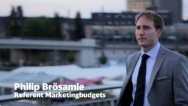 Philip Brösamle, Referent Marketingbudgets bei der Deutschen Bahn