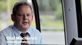 Olaf Machurich, Linienbusfahrer bei der Deutschen Bahn