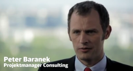 Peter Baranek, Projektmanager Consulting bei der Deutschen Bahn