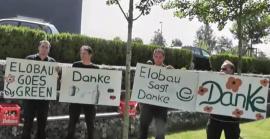 40 Jahre elobau - DANKE
