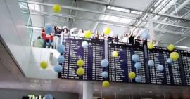 LipDub Flughafen München - Verbindung leben