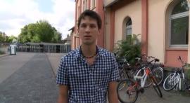 Azubi zum Fahrdienstleiter bei der Deutschen Bahn (Lukas Kösterke)