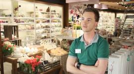 Alexander Piejede - Ausbildung zum Gestalter für visuelles Marketing bei DEPOT