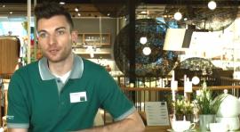 Mathias Schwarz - Visual Merchandiser bei DEPOT