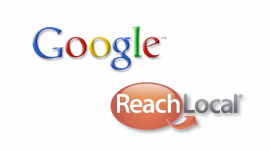 Google and ReachLocal announcement
