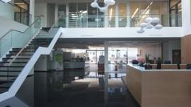 Neue ITK Zentrale in Rülzheim