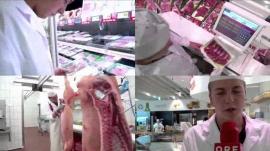 Fleischverkäufer/in