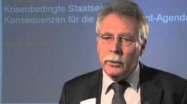 9. TurnaroundForum | Rückblick: Prof. Dr. Wolfgang Wiegard