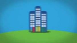 Allianz Deutschland: Das Haus der 100 Berufe - Kommen Sie an Bord!