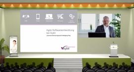 Agile Softwareentwicklung bei Sybit