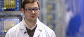 Frequentis Mitarbeiter-Interview mit Jörg, System Engineer