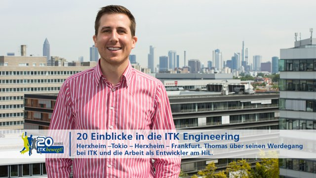 Herxheim –Tokyo – Herxheim – Frankfurt. Thomas über die Arbeit als Entwickler am ...