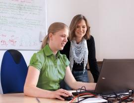 Talentsuche bei ITK Engineering - mit Petra und Torsten