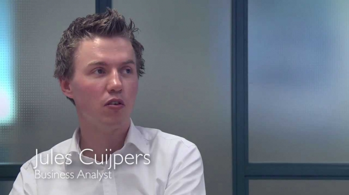 Jules Cuijpers, Business Analyst