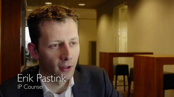 Erik Pastink, IP Counsel