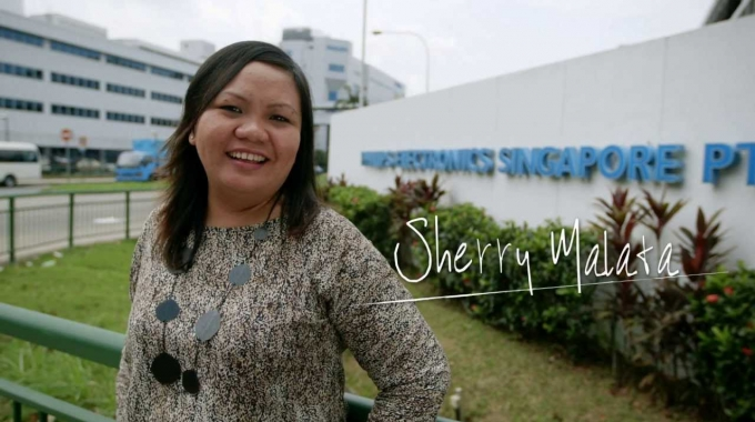 Sherry Malata, Chief Engineer Development Quality