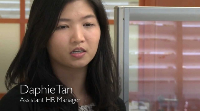 Daphie Tan, HR Assistant Manager