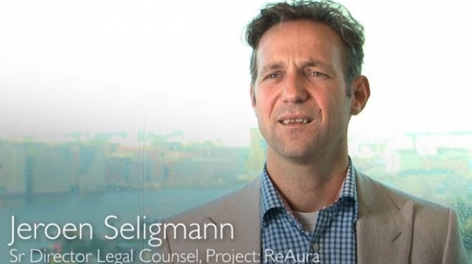 Jeroen Seligmann, Sr. Director Legal Counsel