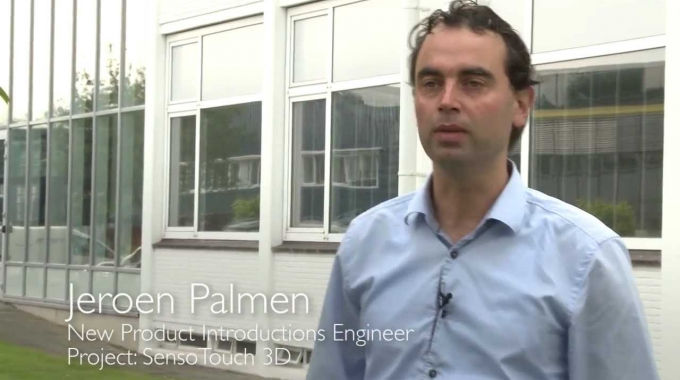 Jeroen Palmen -- New Product Introductions Engineer