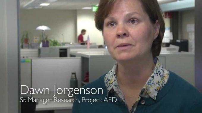 Dawn Jorgensen, Senior Manager Research