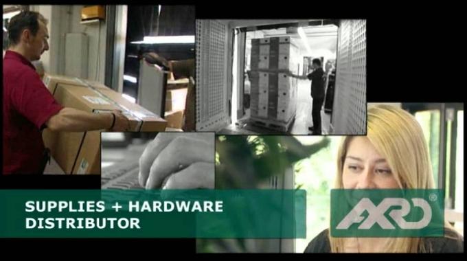 AXRO Company Imagemovie