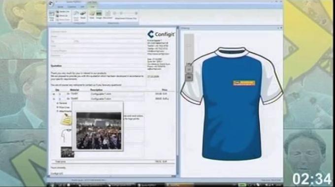 Configit Quote Demo Jam at SAP TechEd
