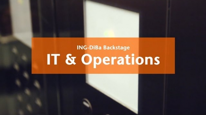 ING-DiBa Backstage: IT & Operations