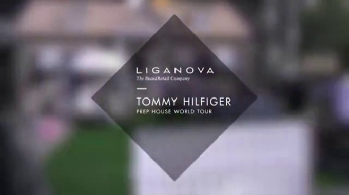 TOMMY HILFIGER - Prep House World Tour